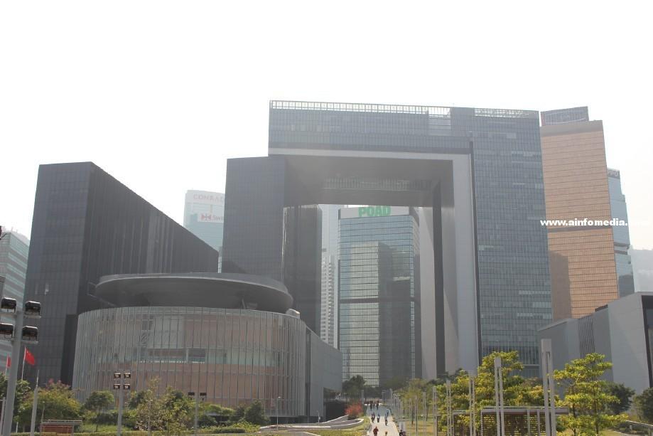 [香港-金鐘] 政府總部