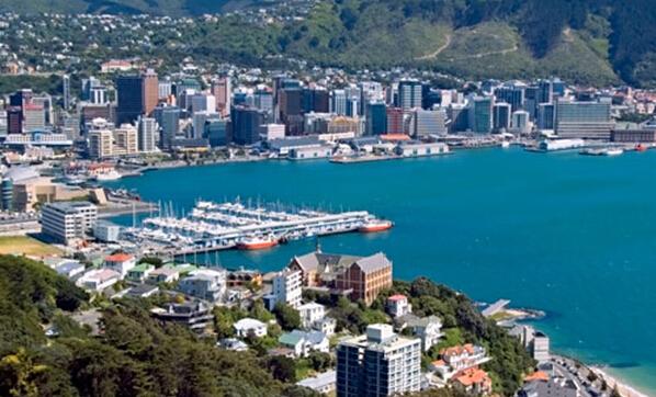 [新聞] 新西蘭惠靈頓自由行—開啟屬於自己的旅遊勝地