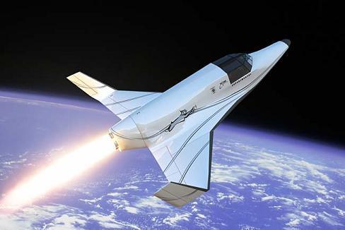 [新聞] 太空旅遊在國內起步 未來或成全球最大市場