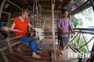 [新聞]  老撾織女初體驗
