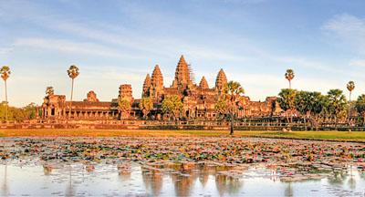 [新聞]  旅遊資訊:HK Express推柬埔寨暹粒航點