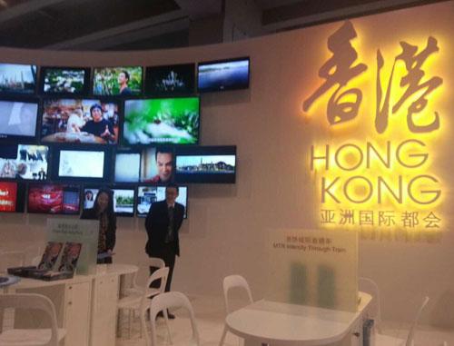 [新聞] 香港旅遊局展區在內地無人問津