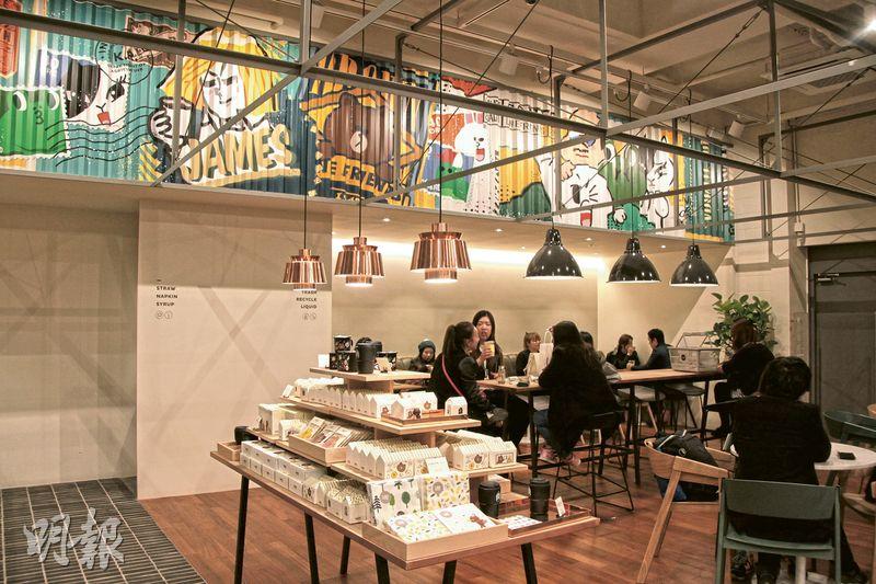 [新聞] 首爾Cafe喝出玩味 呷咖啡砌模型