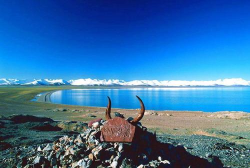 [新聞] 西藏天湖納木錯迎來旅遊旺季