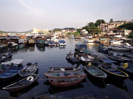 [新聞] 漁村風情快樂玩遍香港小島