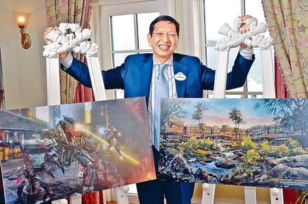 [新聞] 香港迪士尼積極擴建 計劃增景點、節目吸客