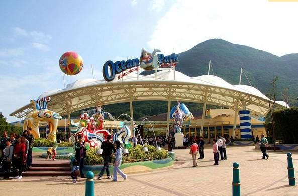 [新聞] 一日快閃攻略! 15個香港海洋公園必玩、必看、必吃