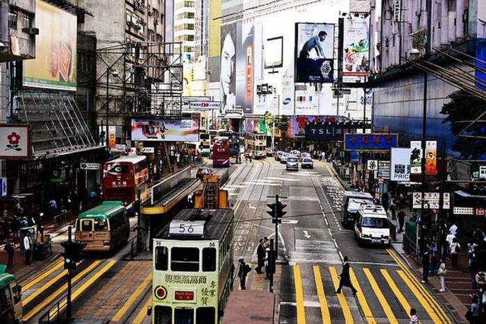 [新聞] 香港旅遊攻略——吃喝玩樂在中環