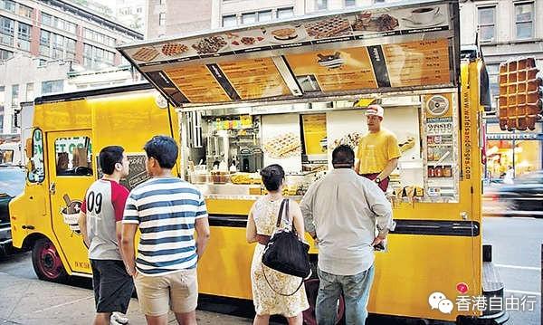 [新聞] 香港將推出美食車旅遊項目 最快年底開業