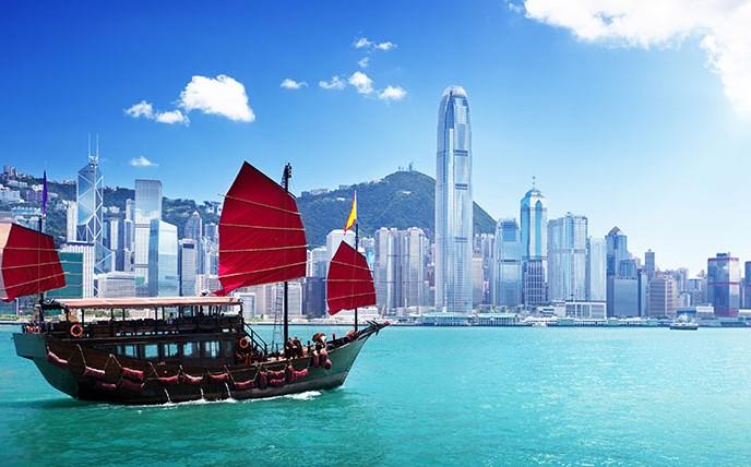 """[新聞] 5月來了,""""香港""""自由行的天堂。"""