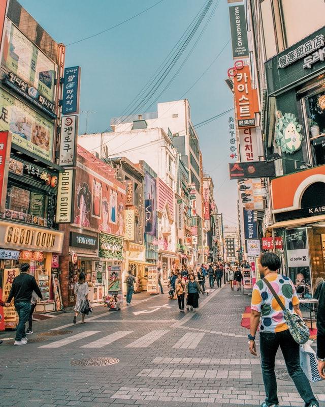 去韓國旅遊注意 宗教詐騙