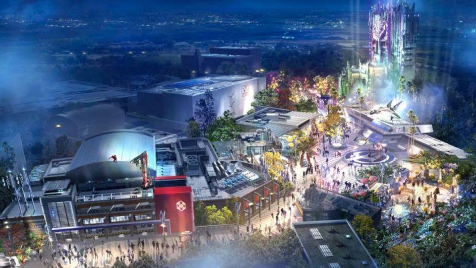 迪士尼漫威主題園區【Avengers Campus復仇者聯盟校園】2020開幕!和蜘蛛人一起打擊犯罪、搭上昆式戰鬥機飛向瓦甘達