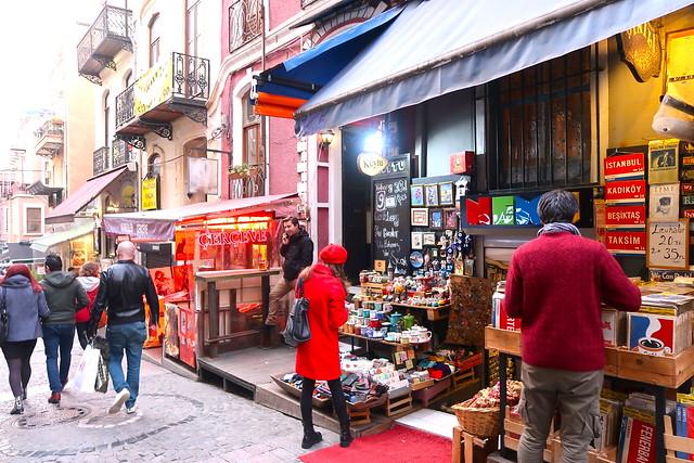 土耳其*伊斯坦堡*行程 – 體驗當地生活