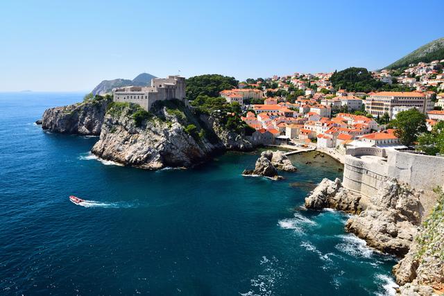 我心中最漂亮的歐洲城市~Dubrovnik,杜布羅夫尼克
