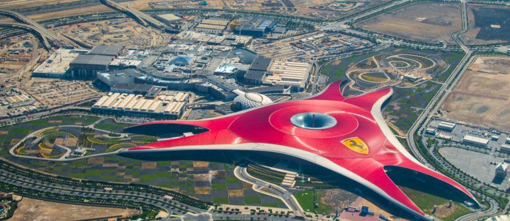 【阿聯 UAE/ 阿布達比】旅遊景點&自由行~中東五大驚奇體驗.Part 2
