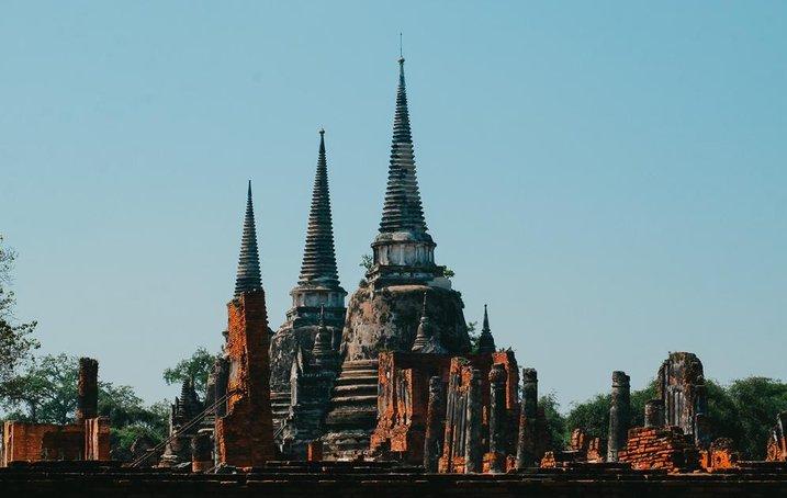 [泰國] 神秘的古都 – 大城