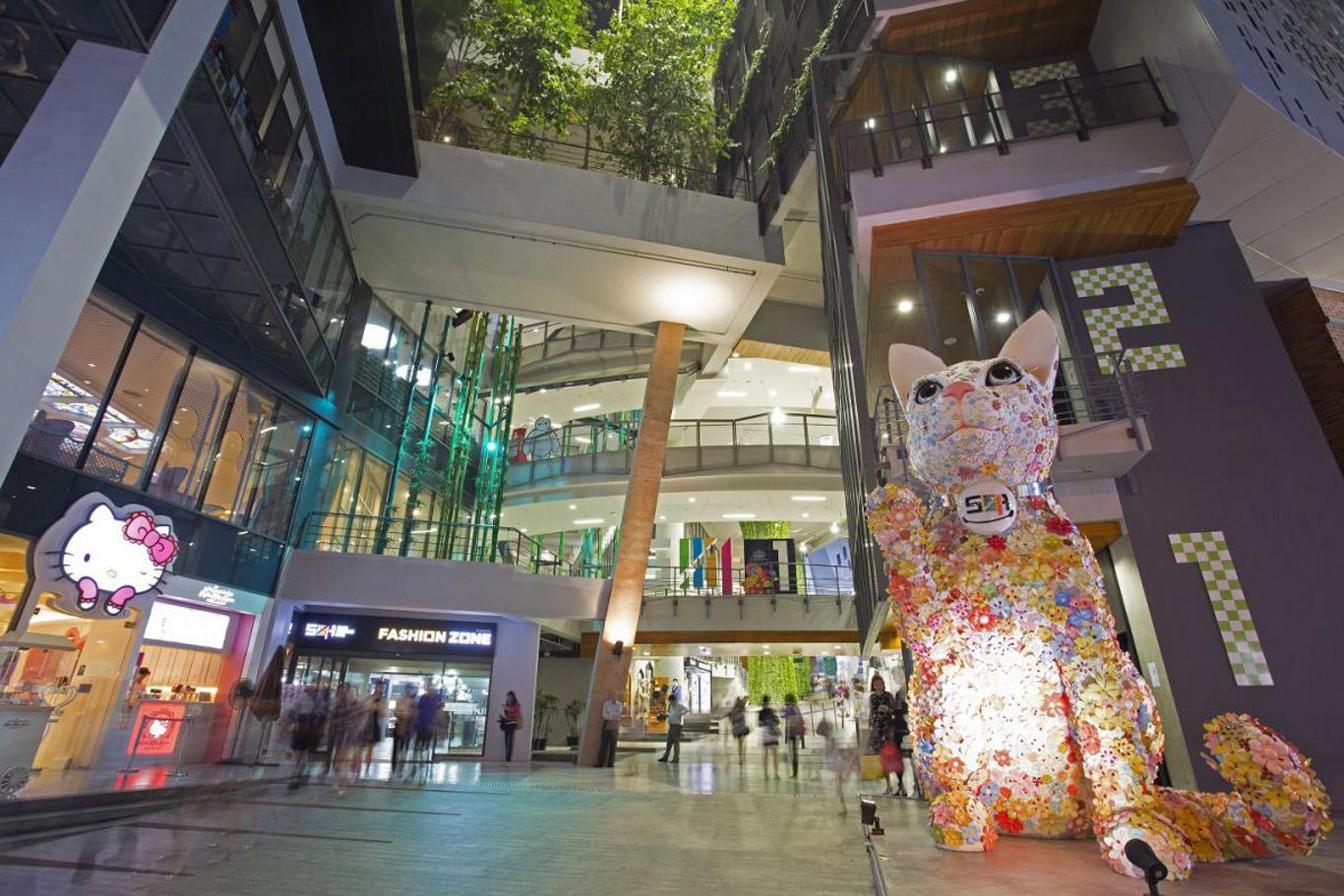 【曼谷購物】Siam Square One