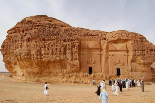 【沙烏地阿拉伯】雄偉的千年古城、火山與令人驚奇的神秘景觀