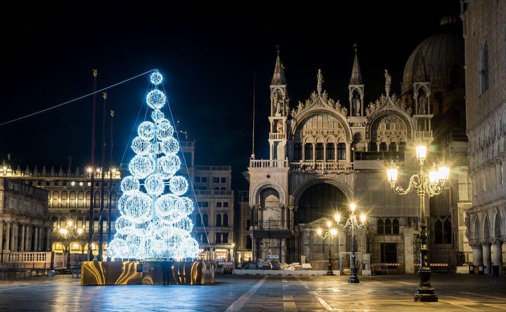 威尼斯自由行~浪漫水鄉的、交織在冷與凍的絕美