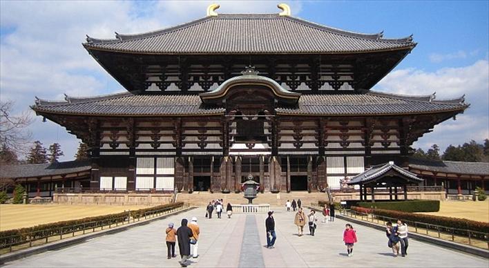 奈良大佛 – 東大寺