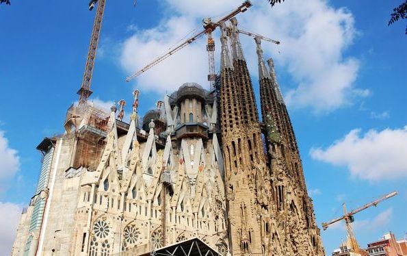 巴塞隆納,高第的畢生傑作~聖家堂Sagrada Família