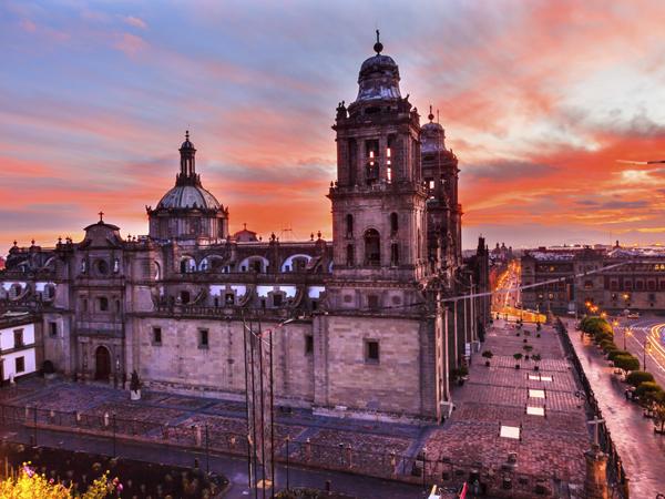 神秘國度墨西哥 第一次去可以玩什麼?
