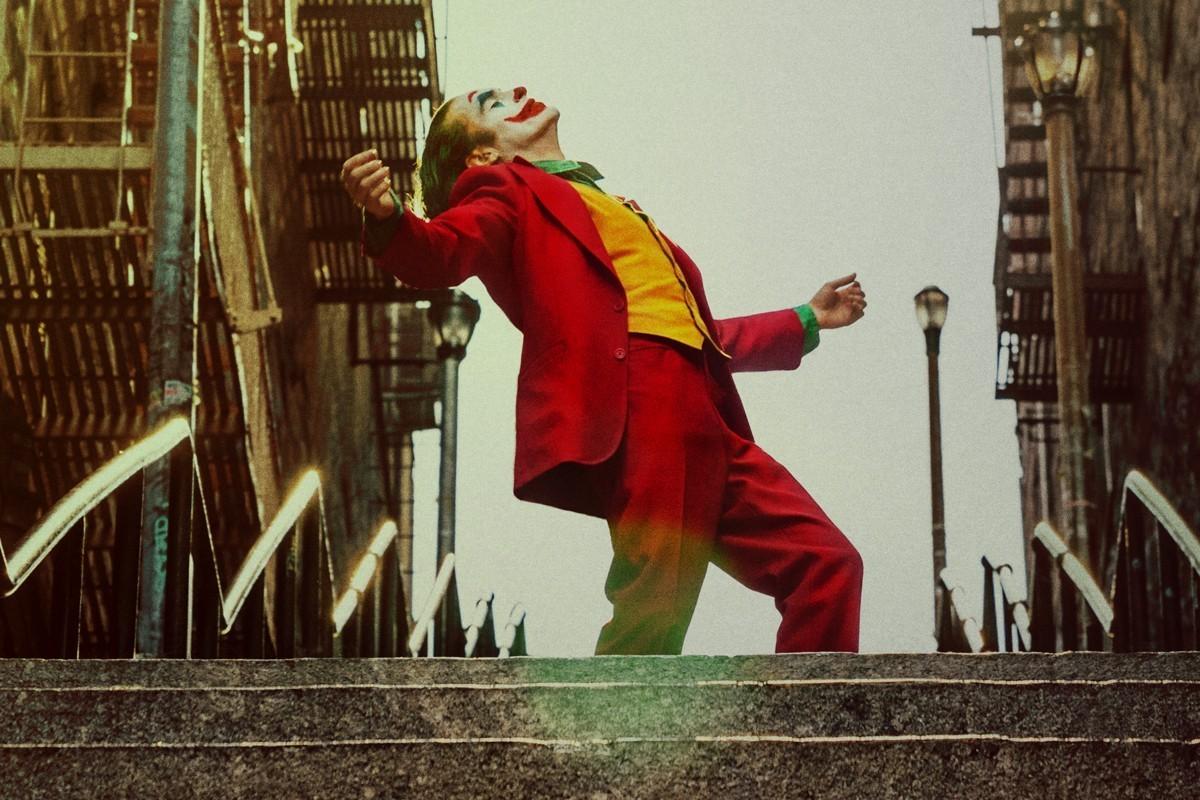 電影-Joker 令紐約市一條平平無奇的樓梯成為旅遊勝地