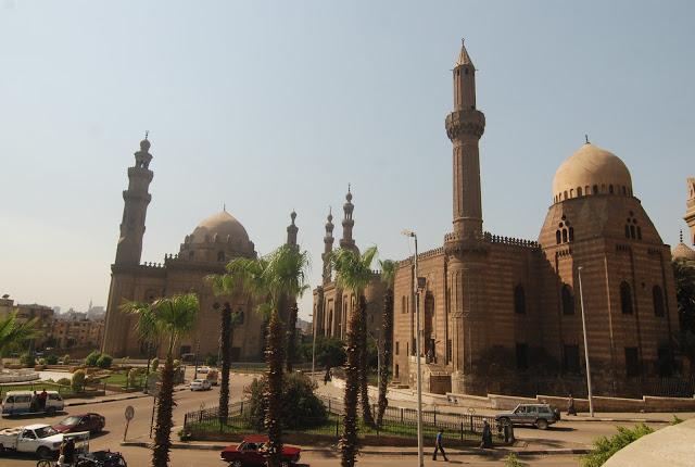 埃及~薩拉丁城堡 看歷史遺蹟