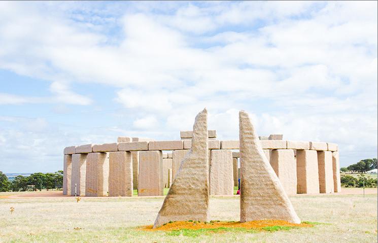 西澳~Esperance Stonehenge.原來澳洲也有壯觀巨石陣