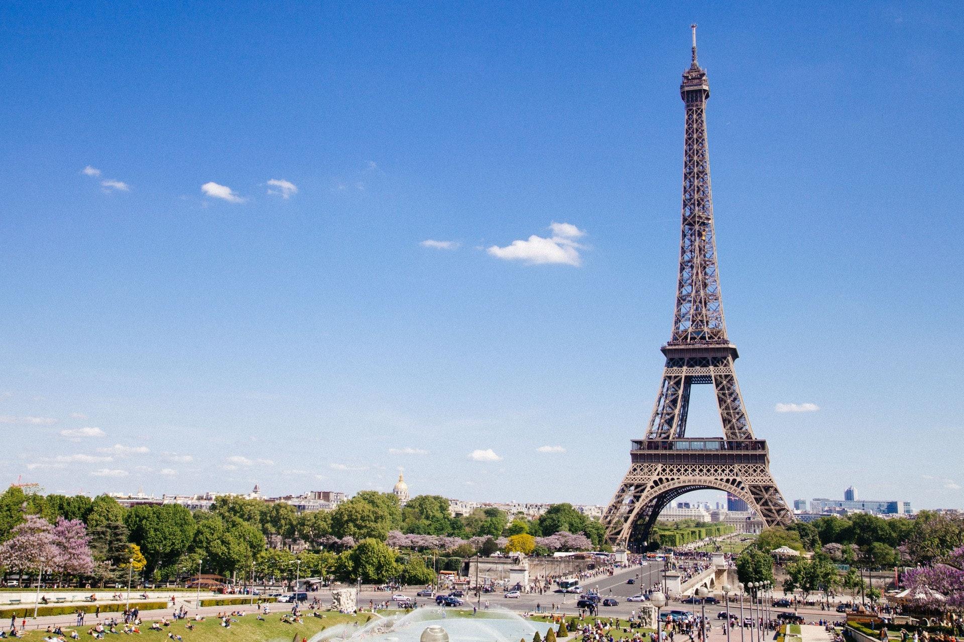 法國巴黎三日遊懶人包 逛盡6大著名景點兼推介住宿地區