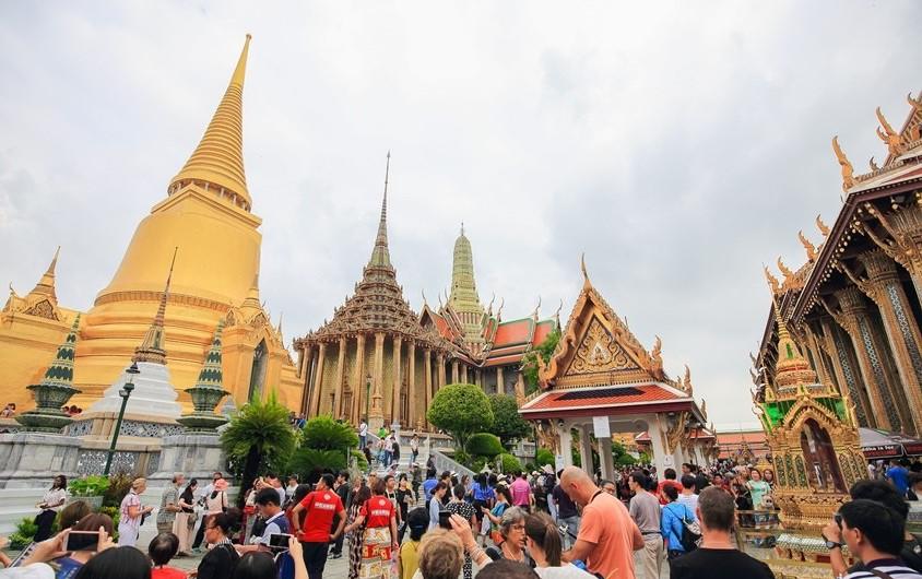 曼谷~大皇宮 Grand Palace & 玉佛寺 Wat Phra Kaeo:門票再貴也要來!昭披耶河畔,國際級重要景點