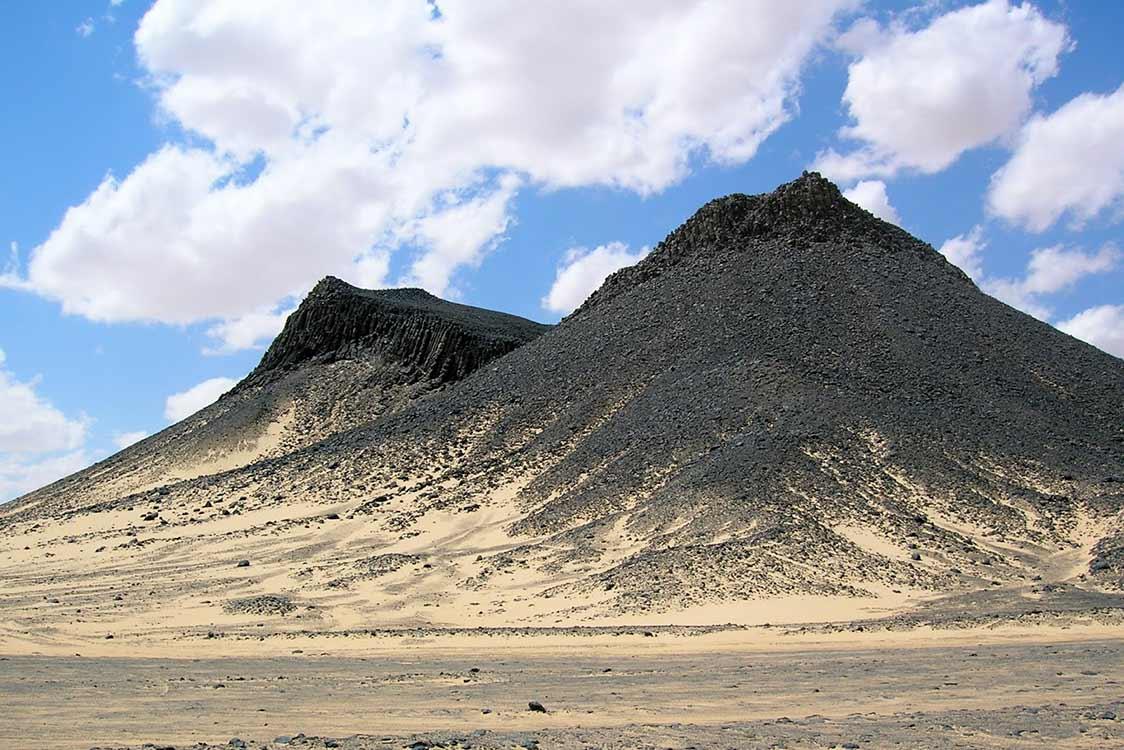 埃及~黑白沙漠 不可思議的自然奇觀