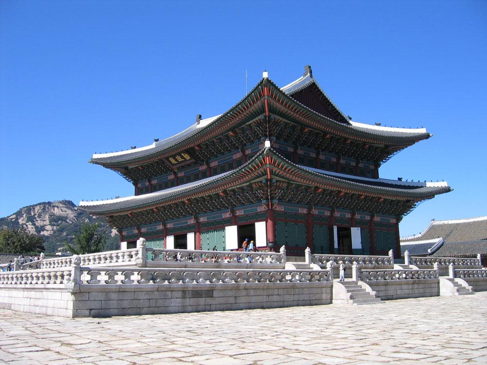 首爾景福宮~窺探韓國歷史文化蹤跡