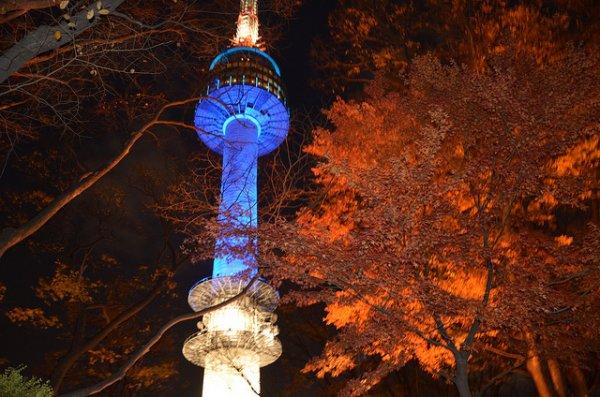 韓國首爾塔攻略行程 欣賞首爾迷人夜景