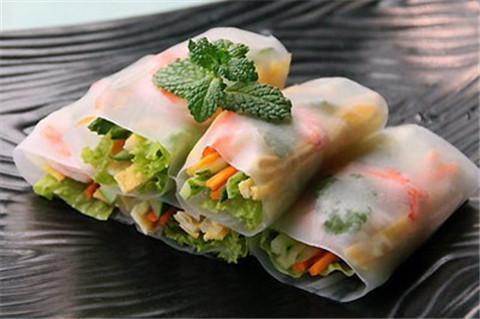 走進越南菜 體味越南風情