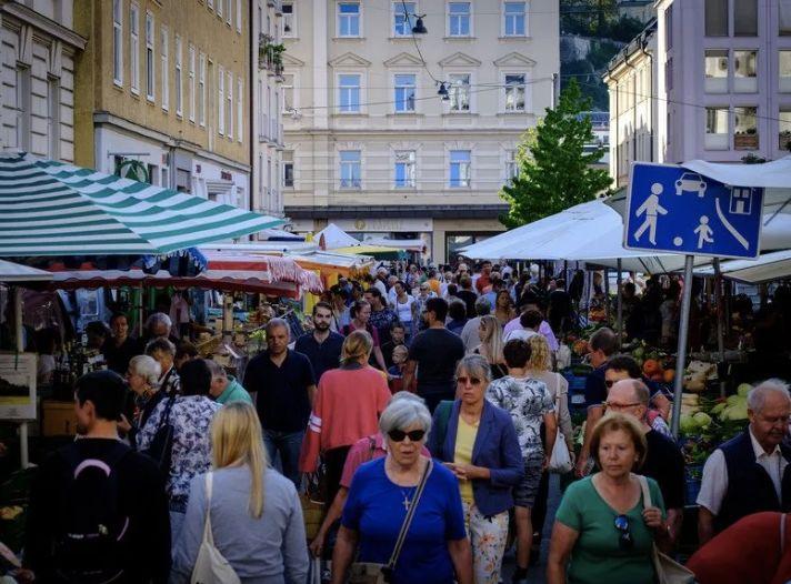 在薩爾茨堡的集市裡怎麼淘好物?