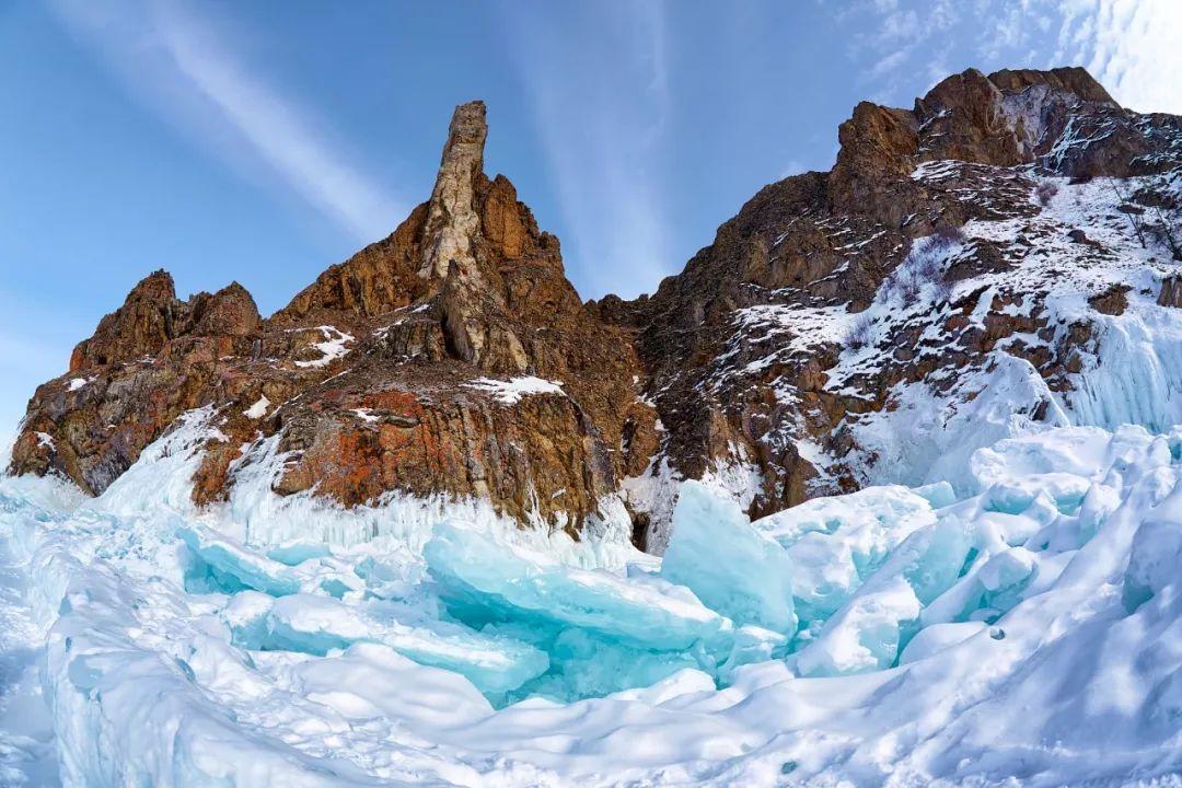 冬天的貝加爾湖,是一定要體驗一次的硬核旅程!