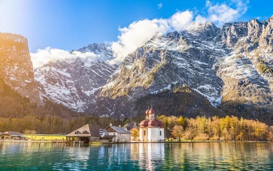 去德國旅行必去的絕美小鎮,慕尼黑近郊國王湖自助游攻略