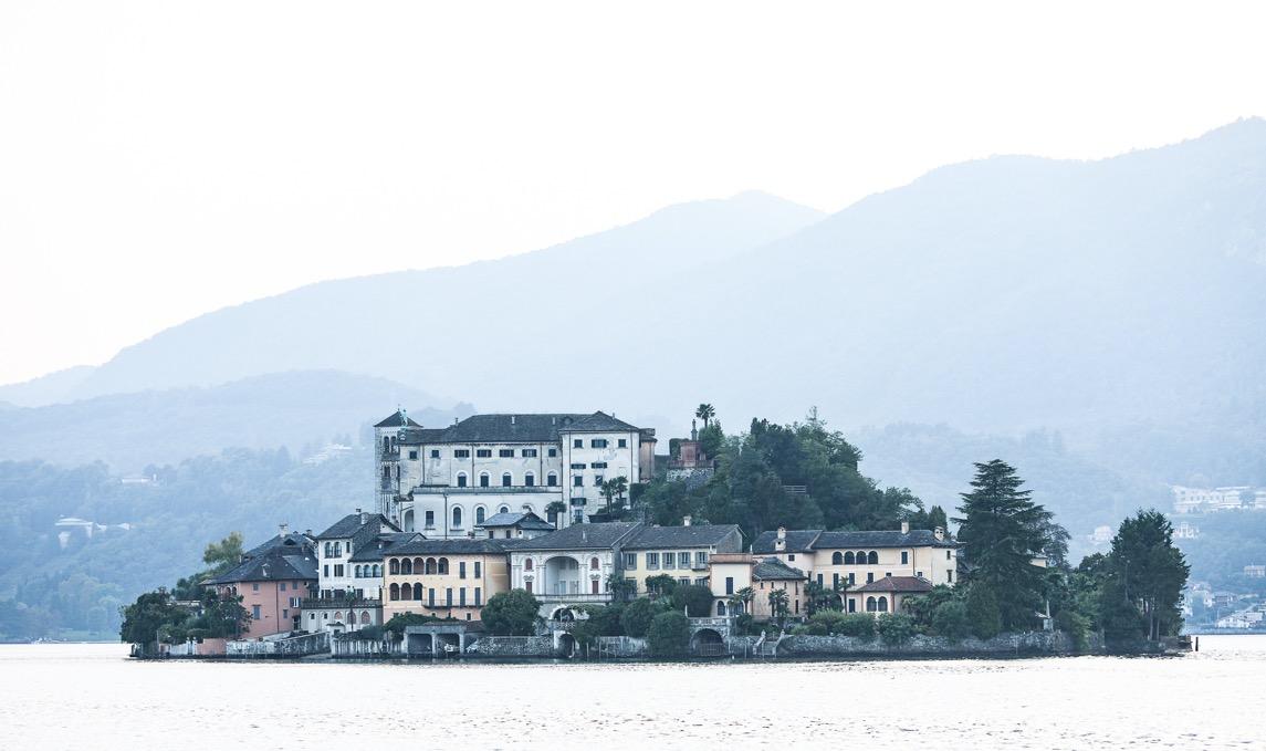 意大利奧爾塔聖朱利奧小鎮,時間停滯,回到中世紀尋回真愛之地