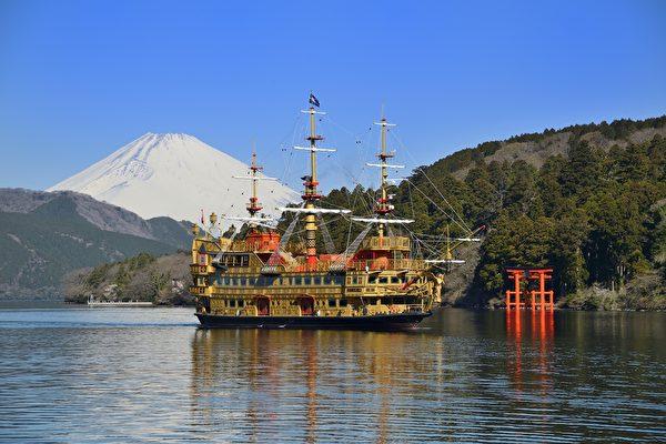 日本箱根人氣打卡新點「女王蘆之湖」