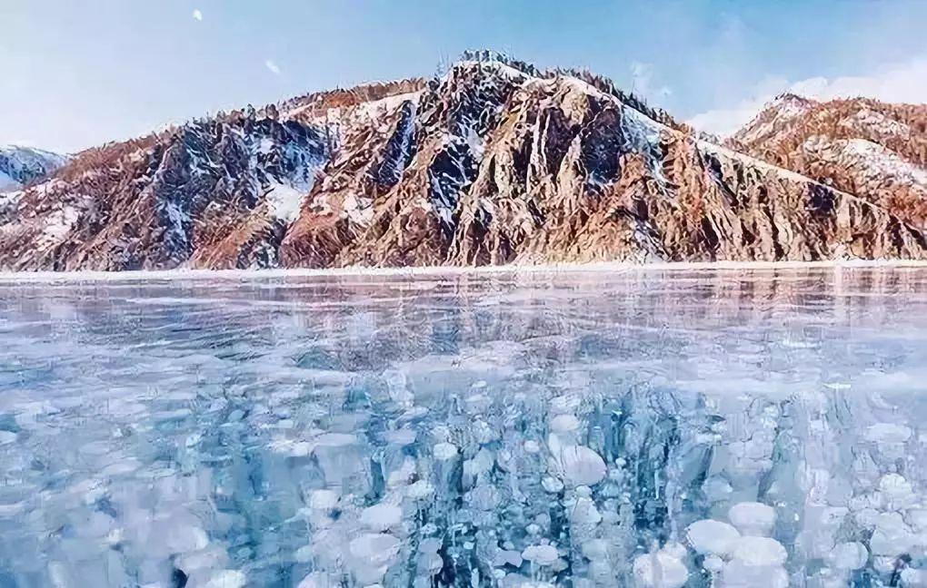貝加爾湖|俄羅斯夢幻震撼藍冰,大片級冰雪世界!之旅