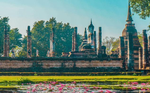 泰國有座名不見經傳的千年古城,比吳哥窟更靜美,比清邁更韻味