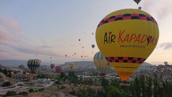 搭熱氣球-卡帕多奇亞