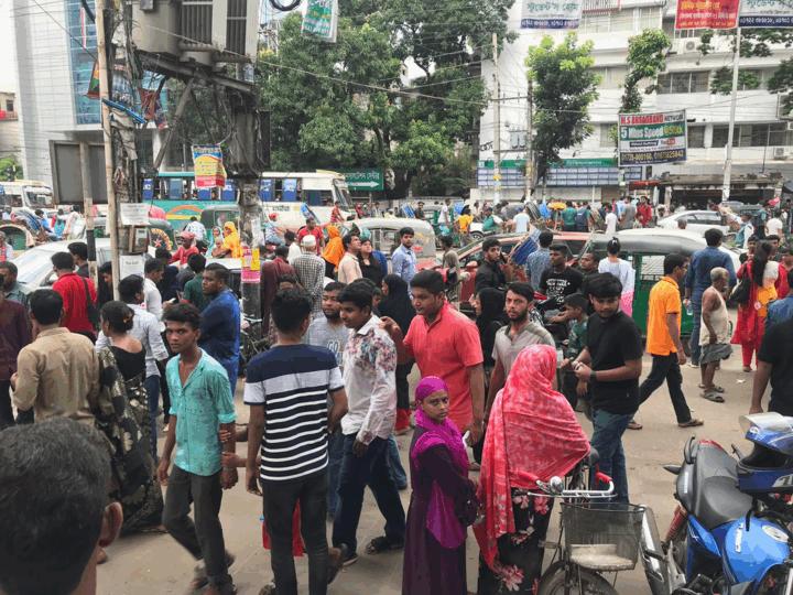 【孟加拉】【達卡】思考脫貧和性別平等
