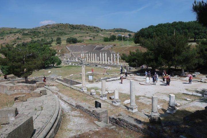 貝加蒙醫療神殿遺址~土耳其的古醫學中心 ~
