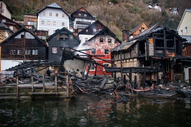 又一世界遺產遇火災,奧地利小鎮暫停開放