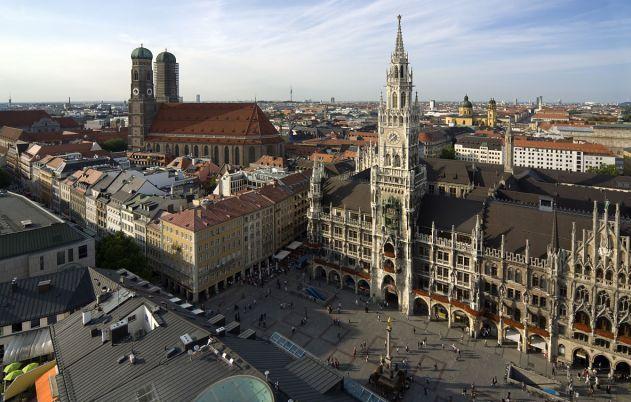 德國十個最受遊客歡迎的地方