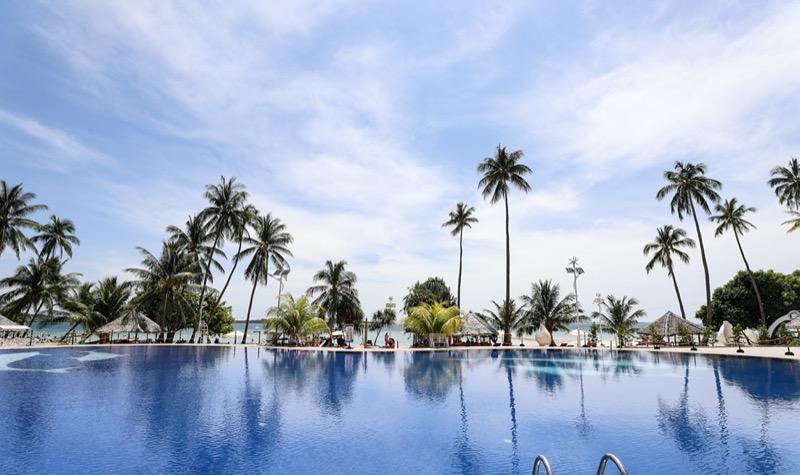 千島之國的印尼,但只有這樣的小島,才是世外桃源