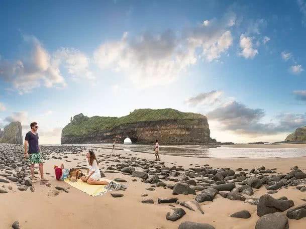 沒來過南非的陽光海岸,實在有點遺憾!