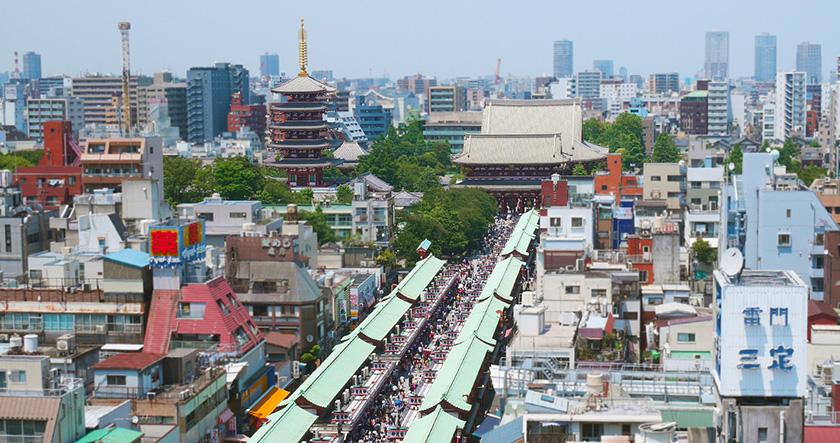 「旅遊」【東京淺草寺完全攻略】帶你從雷門一路吃進觀音堂